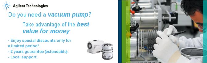 Vacuum Pump Promo: Best Value for Money