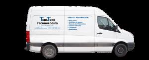 TeraTorr Technologies: distribuición y servicio técnico