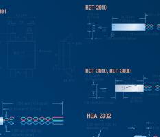 InAs and GaAs Hall Sensors
