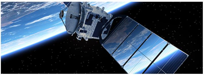 Paneles satelitales