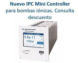 Controlador IPC Mini para bombas iónicas