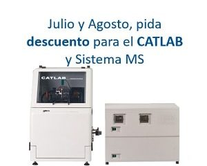 CATLAB, estudio de reacciones catalíticas