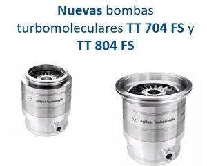 Nuevas bombas Turbo TT 704 FS y TT 804 FS
