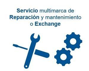 Servicio de Reparación y mantenimiento o Exchange para bombas
