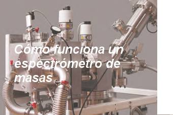 Cómo funciona un espectrómetro de masas