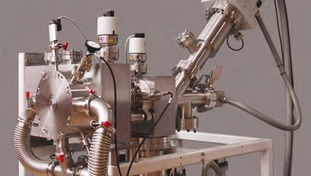 Espectrómetro de masas Hiden Analytical