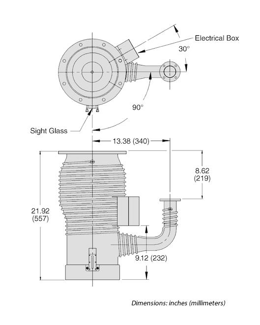 Bomba difusora VHS-6 esquema
