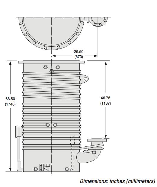 HS 32 bomba difusora esquema