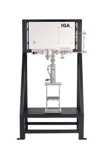 Analizador gravimétrico de adsorción de gas y vapor