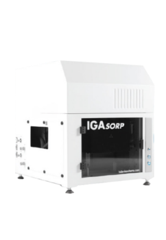 Analizador dinámico de adsorción de vapor (DVS)