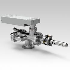 IG5C - Caesium ion gun for uhv surface analysis application