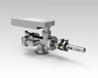 IG5C - Caesium ion gun for uhv surface analysis application