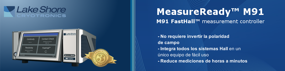 Measure Ready M91 Fast Hall